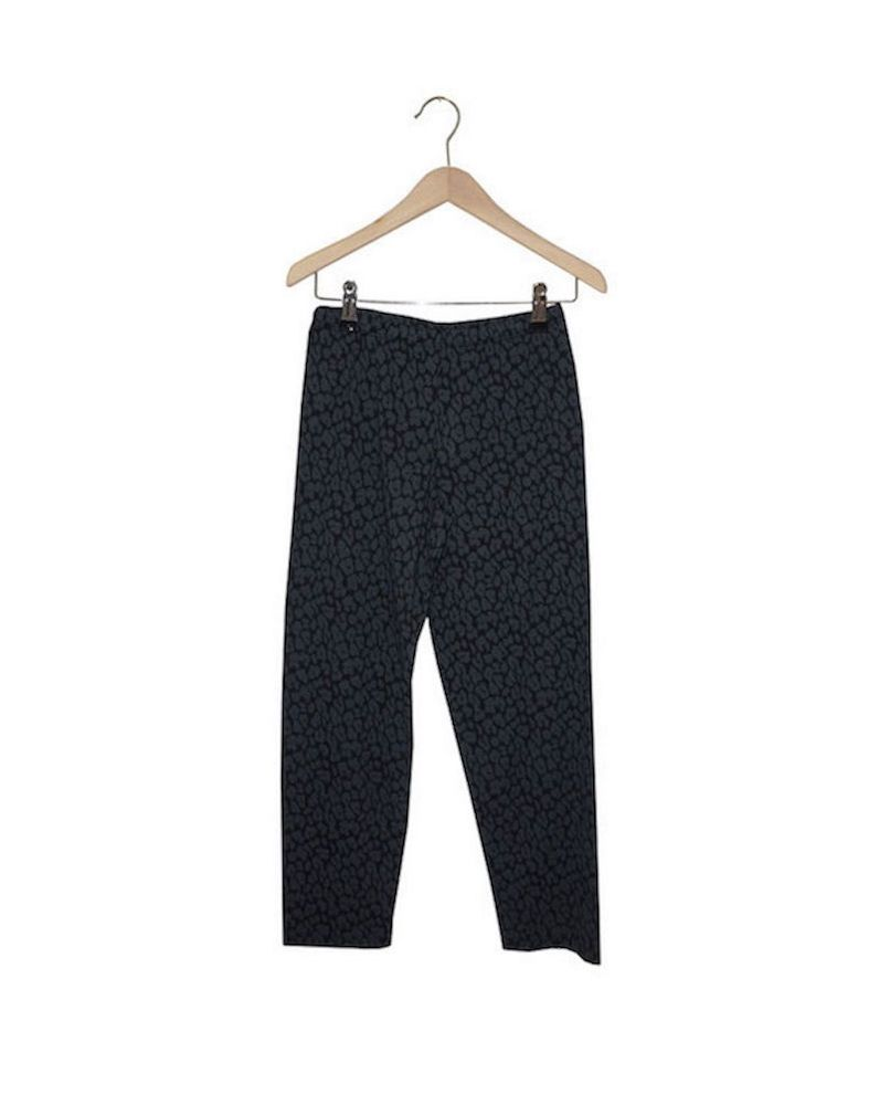 THE SLEEPY COLLECTION KIDS JERSEY PANTS LEOPARD