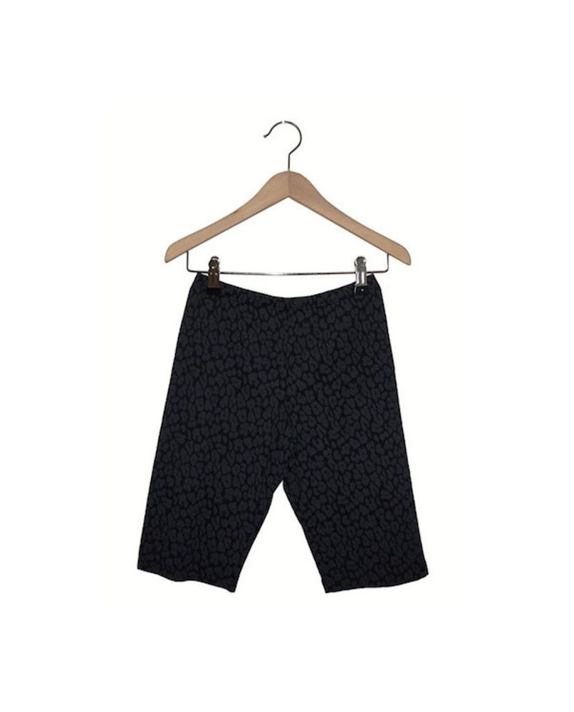 THE SLEEPY COLLECTION KIDS JERSEY SHORTS LEOPARD