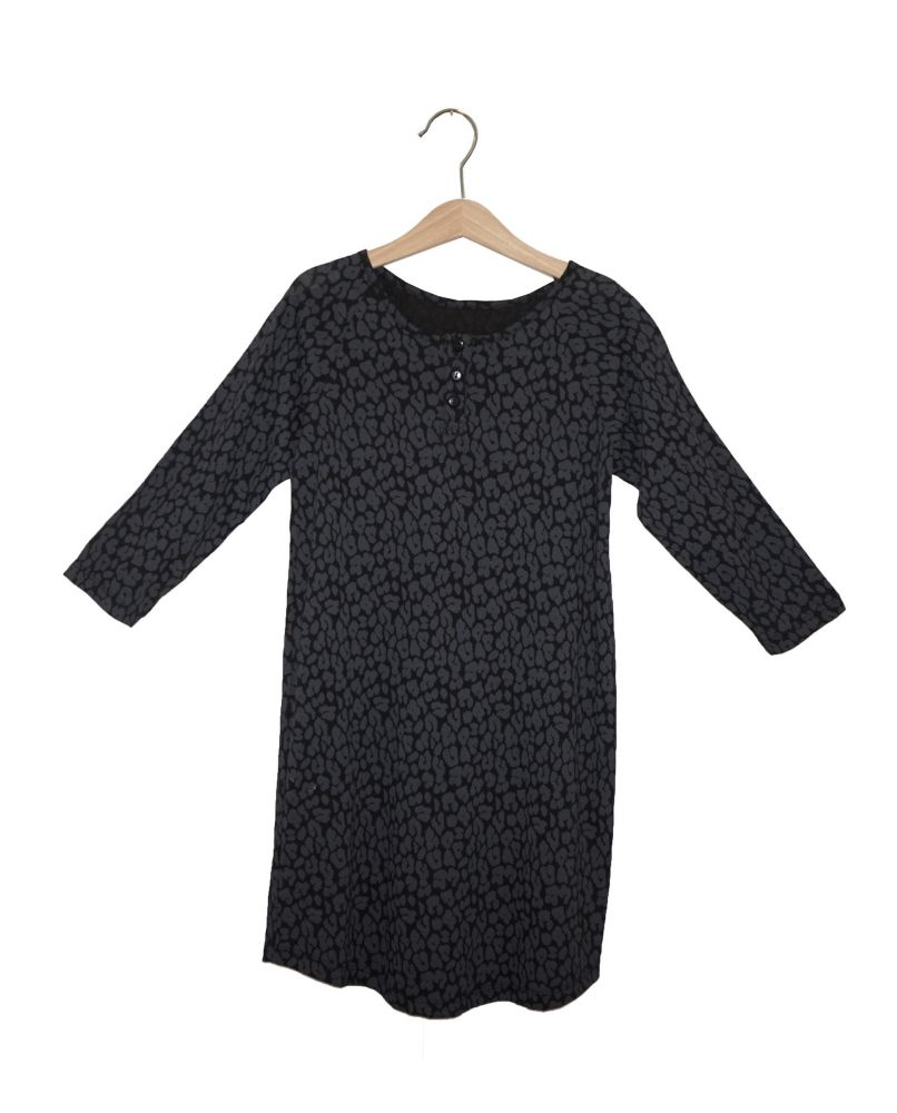 THE SLEEPY COLLECTION KIDS NIGHTIE LEOPARD