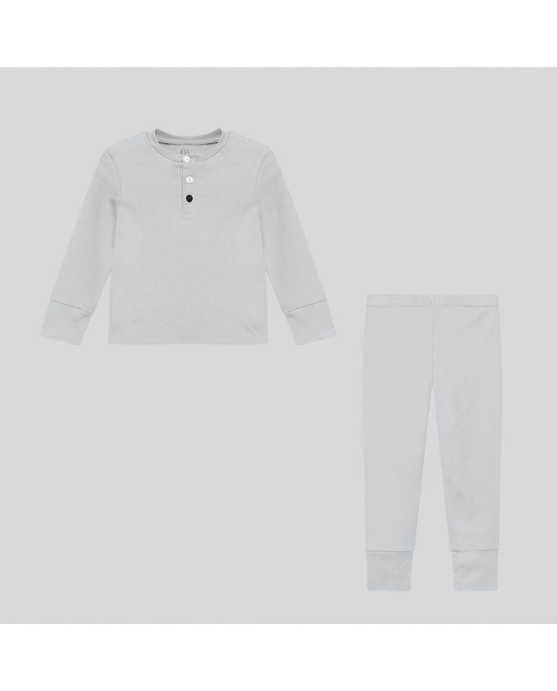 Kids Pyjamas - Perfect Grey