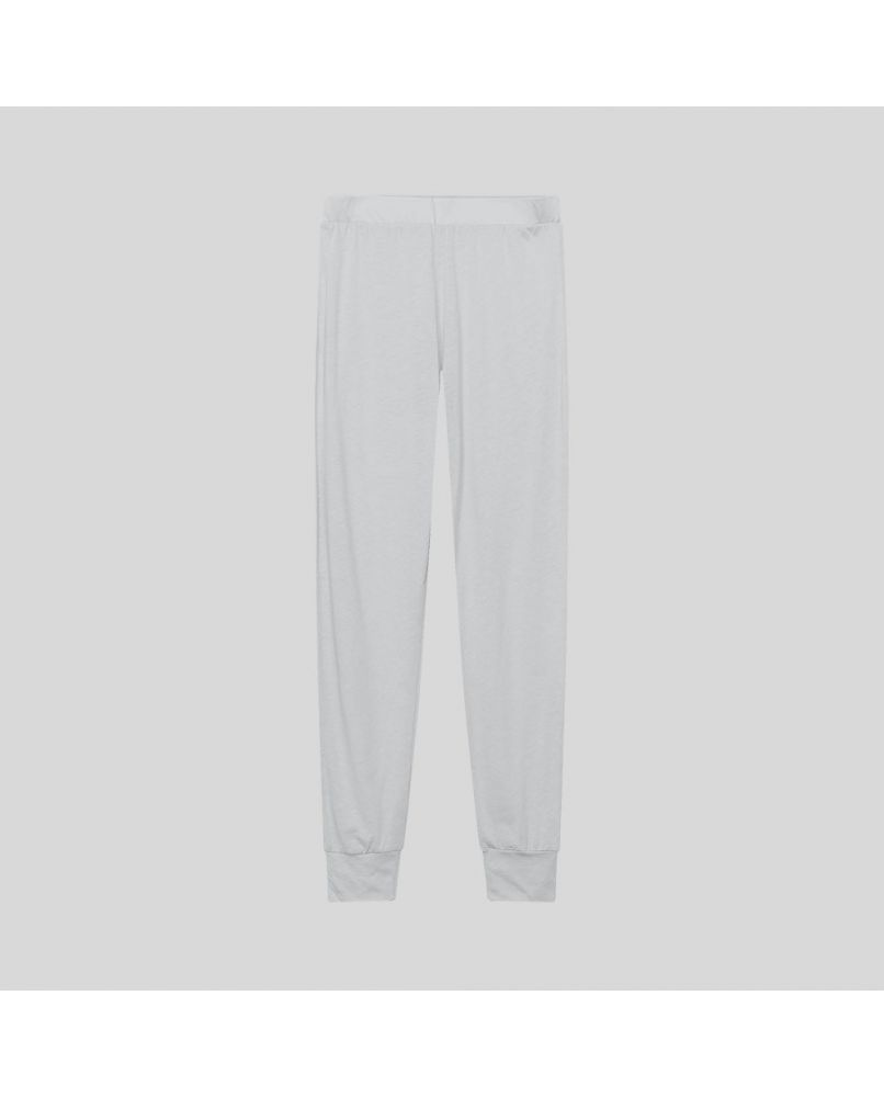 Light grey pajama pants for women
